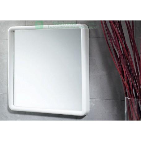 GEDY ART.2900 SPECCHIO S/LUCI CM.45X45 BIANCO